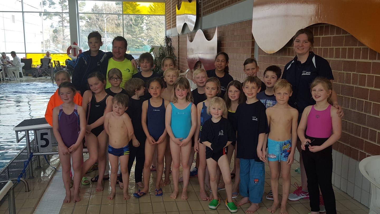 39 Medaillen beim Einladungsschwimmen des TSV Immenhausen